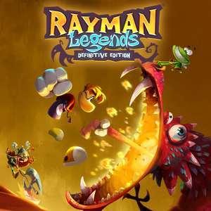 Rayman Legends: Definitive Edition (Switch) & Team Sonic Racing für je 9,99€ (eShop)