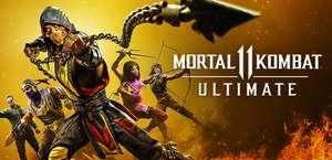 Mortal Kombat 11 Ultimate Nintendo Switch (20,07€ eShop Russland)