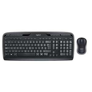 "[WHD - ""sehr gut""] Logitech MK 330 ""QWERTY"" Kabelloses Tastatur-Maus-Set, 2,4 GHz. Update: KEIN Unifying USB-Empfänger"