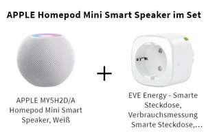 HomePod mini und Eve Energy als Bundle