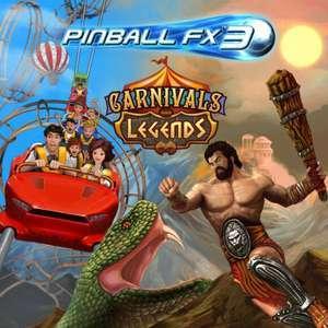 Pinball FX3 Carnivals and Legends DLC (Steam) kostenlos (iGames)