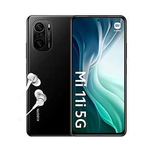 [WHD] Xiaomi Mi 11i 5G Smartphone (Black) + Kopfhörer