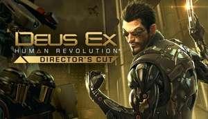 Deus Ex: Human Revolution - Director's Cut (Steam) für 2,24€ im Humble Store