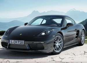 Privatleasing: Porsche Cayman 718 / 300PS (konfigurierbar) für 503€ (eff 526€) monatlich - LF:0,89