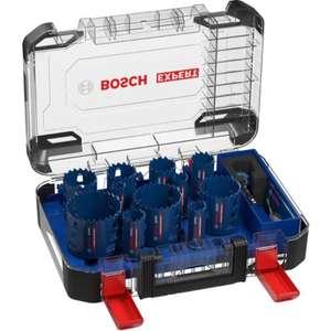 Bosch Expert Tough Material Lochsäge-Set, 20/22/25/32/35/40/44/51/60/68/76mm, 14-tlg