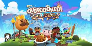 RU eshop Switch Overcooked All you can eat - Yooka Laylee 8 Euro - Balan Wonderworld 16,45