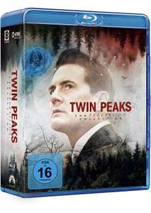 Twin Peaks: Season 1-3 (TV Collection Boxset) [Blu-ray]