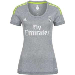 Adidas Real Madrid Damen Auswärts Trikot für 7,77€ + 3,95€ VSK (Größe XXS - M)