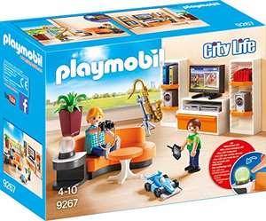 Playmobil City Life - Wohnzimmer (9267) für 9,47€ (Amazon Prime)
