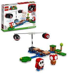 LEGO Super Mario - Riesen-Kugelwillis Erweiterungsset (71366) für 15,85€ (Amazon FR)