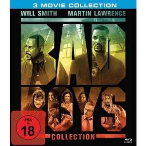 Bad Boys - Harte Jungs 1-3 (Blu-ray) für 9,30€ (Thalia)