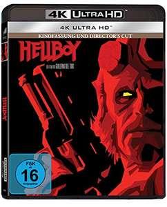 4K Blu-rays für je 11,97€ - z.B. Hellboy (Amazon Prime)