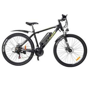 "E-Mountainbike Eleglide M1 Plus E-Bike 27.5"" ALU, 25Km/h 250W/36V/12.5Ah/100Km, Shimano 21 Gänge [PL-Versand]"