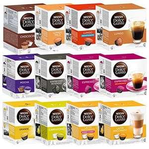 [Kaufland Mo-Mi] 3x Nescafé Dolce Gusto Kapseln versch. Sorten mit Coupon für 3,97€