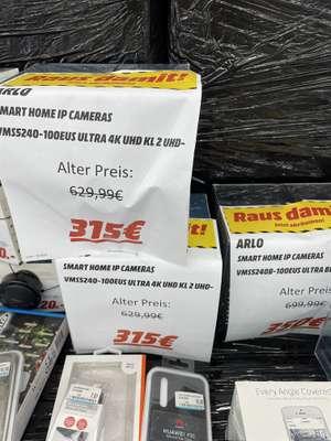 Lokal im Mönchengladbach Mediamarkt - Arlo Kabelloses 4K Kameras