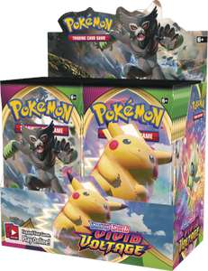 Pokémon Sword & Shield – Vivid Voltage Booster Box (36er Display)