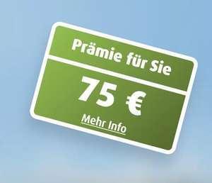[norisbank] Girokonto KwK mit 75€ Prämie (Neukunden)   kostenlose Kontoführung ab 500€ Geldeingang   50€ für den Werber