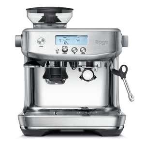 [CB ] Sage The Barista Pro für 559€ (14%), Sage The Dual Boiler für 839€ (12%), Sage The Oracle Touch für 1749€ (7%); Siebträger, Espresso