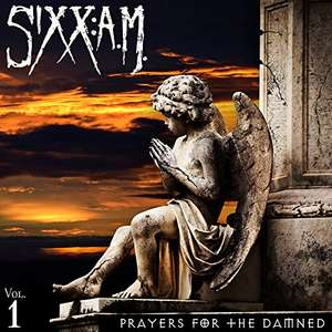 (Prime) Sixx: A.M. - Prayers For The Damned Vol. 1 (Farbige Vinyl LP)