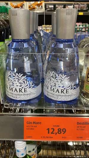 Gin Mare 0,5L Aldi Süd (Neckarsulm) Abverkauf 12,89€ , Larios 4,89€