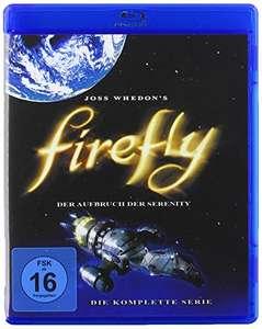 Firefly - Der Aufbruch der Serenity: Die komplette Serie (Blu-ray) für 13,91€ (Amazon Prime)