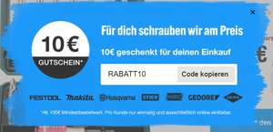 contorion.de 10€ Rabatt mit 100€ MBW