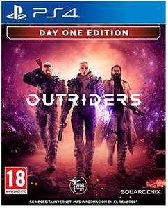Outriders - Day One Edition (PS4 & PS5) für 35,50€ inkl. Versand (Amazon.es)