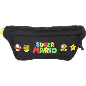 Levi's® Super Mario Banana Sling Gürteltasche Schwarz