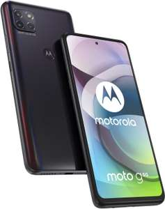 "Motorola Moto G 5G (6.7"", FHD+, IPS, 60Hz, SD 750G, 4/64GB + microSD, 48MP-Kamera, 5000mAh, USB-C, Klinke, NFC, Android 10, 212g)"