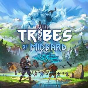 Tribes of Midgard (Steam Key, Win, englischer Ton, multilingualer Text)