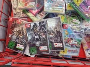 Lokal MM Saarlouis Diverse Nintendo Switch Spiele z.b Octopath Traveler