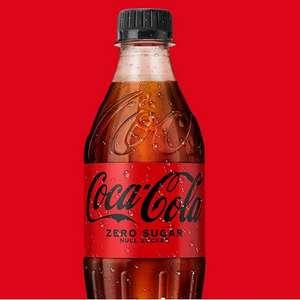 Coca Cola Zero Gratis Testen mit Coupon [Couponplatz]