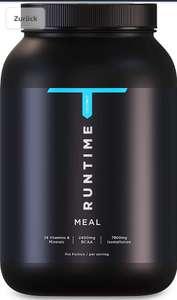 Kurzes MHD Runtime Meal, 15 Mahlzeiten, vollwertiger Mahlzeitersatz für langanhaltende Sättigung, Geschmack Coconut - Amazon Prime für 9,90€