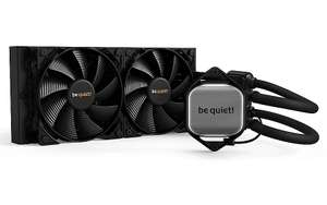 Tiefstpreis: be quiet! Pure Loop 240 AiO CPU-Wasserkühlung (2x Pure Wings 2 High Speed PWM)