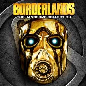 Borderlands: The Handsome Collection für 10,56 & BioShock: The Collection,Borderlands Legendary Collection(Switch) für je 13,79€ (eShop RU)