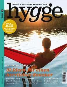 Hygge Zeitschriften Abo (6 Ausgaben) durch Rabatt für 17,68 €