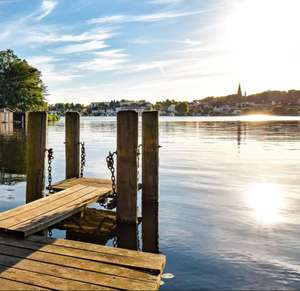 Mecklenburgische Seenplatte: 2 Nächte inkl. Frühstück & Menüs, Parkplatz, Upgrade (n.V.) im Gosch Hotel Mirow / gratis Storno / Sep. - Apr.