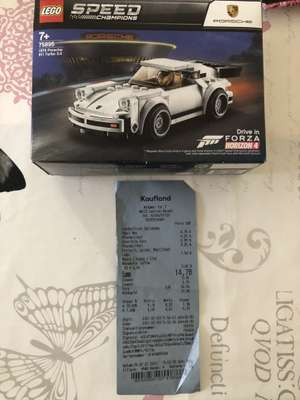 (Lokal Kaufland) Castrop-Rauxel - Lego 75895 Speed Champions Porsche