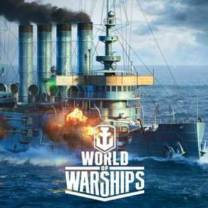 DLC World of Warships Exclusive Starter Pack (PC) kostenlos (Epic Games)
