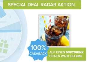 [Lokal Berlin Marktguru-App /Lidl ab 01.08) 100% Cashback auf einen Softdrink deiner Wahl
