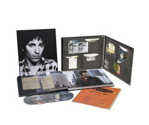 Bruce Springsteen- The Ties That Bind: the River Collection (4 CD + 2 Blu-ray)