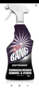 CILLIT BANG Kraftreiniger schwarzer/weißer Schimmel & Hygiene – Entfernt Schimmel, Verfärbungen & Bakterien – 1 x 750 ml