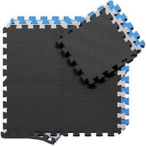 Schutzmatten Set Puzzlematte Bodenschutz Matte - 18 Stück