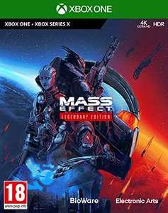 Mass Effect: Legendary Edition (Xbox One & PS4) für je 33,53€ (Amazon ES)