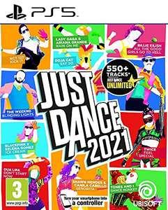 Just Dance 2021 (PS5) für 11,20€ (Amazon UK)