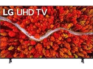 Auf ausgewählte Fernseher gibt des den zweiten gratis dazu, z.B. LG 65UP80009LA LCD TV