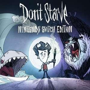 Don't Starve: Nintendo Switch Edition für 4,99€ oder für 3,79€ ZAF (eShop)