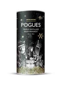 4x The Pogues Irish Whiskey (oder div. Gins) + 1 Fl. Vestal Pomorze 2015 Handcrafted Vodka und weitere Bundles