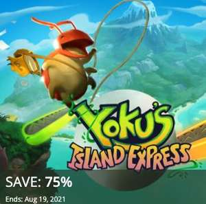 Yoku's Island Express (Nintendo Switch) als Download im deutschen Nintendo eShop