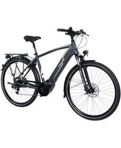 "Fischer E-Bike »VIATOR 5.0i«, 28"" Damen/Herren, 10-Gang, 250W/50Nm, 36V/11.6 Ah/418Wh/4h/100Km, 150Kg, Trapez/Diamant"